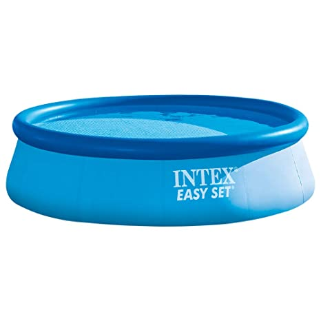 Intex 28130NP - Piscina hinchable Easy Set 366 x 76 cm, 5.621 litros