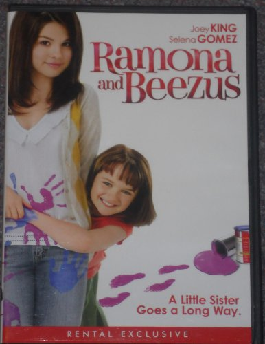 Compare and contrast ramona and beezus?
