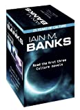 Iain M. Banks Culture - 25th Anniversary Limited Edition Box Set: Consider Phlebas, The Player of Games, and Use of Weapons by Iain M. Banks (Sep 25 2012)