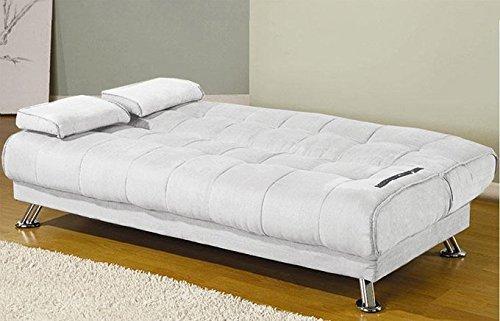 Divano Letto Bianco Ecopelle : Divano letto ecopelle bianco 3 posti shop online: divani