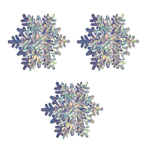 Beistle S20657AZ3 3-D Snowflake Centerpieces 10