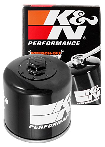 KN-177 K&N Performance Oil Filter; POWERSPORTS; CANISTER (Powersports Oil Filters):