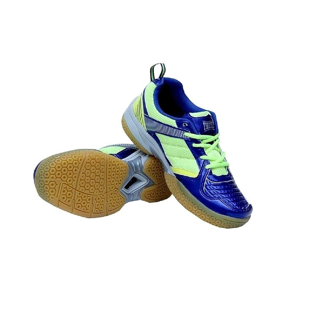 san francisco 5ff36 f508a 3M Scarpe Scarpe Scarpe da Badminton Uomo blu verde 1e2a34 ...
