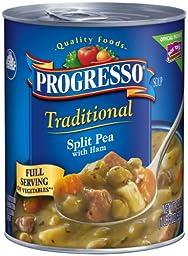 Progresso Split Pea & Ham Soup, 19 oz