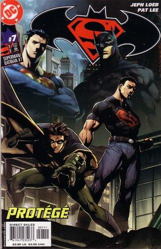 Read Online Superman / Batman, #7 (Comic Book) pdf epub
