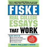 Fiske Real College Essays that Work, 3E