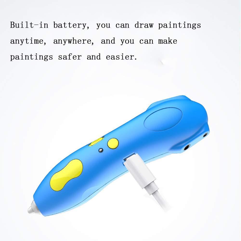 Smile Pluma 3D para los niños, la Impresora 3D Impresión Pluma con ...