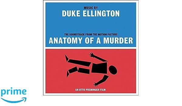 Duke Ellington - Anatomy of a Murder - Ost - Duke Ellington - Amazon ...