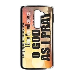 as i pray Phone Case for LG G2