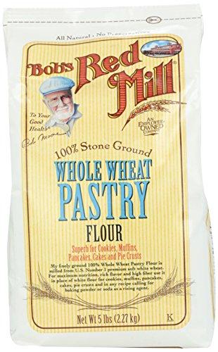 Milling Organic Red Wheat Flour - 9