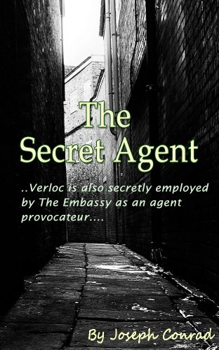 The Secret Agent by Joseph Conrad (Annotated) - The man who owns a shop in the Soho of London and is employed by an agency which requires him to orchestrate - Soho Shops In
