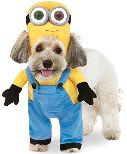 Minion Bob Arms Pet Suit, Small