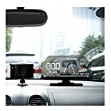 FidgetFidget Universal Car GPS HUD Head Up Display holder Navigation Mount Image Reflector ES