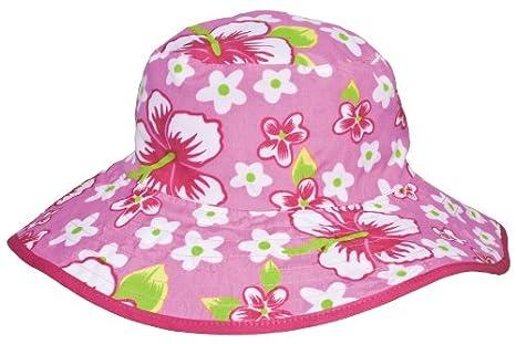 Aqua Tide 2-5 Years Baby Banz UV Reversible Bucket Hat