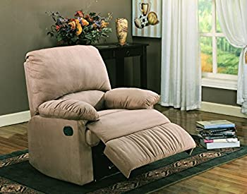 Coaster Soft Microfiber Recliner