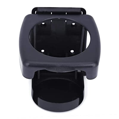 Universal Car Drink Holders Folding Car Door Seat Window Vent Cup Holder Drink Holder: Automotive