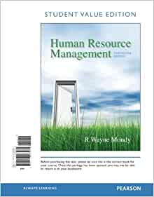 human resource management mondy 12th edition pdf free download