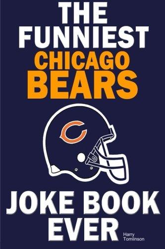The funniest chicago bears joke book ever