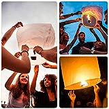 CAMTOA 11 Pack Paper Lanterns for Weddings, New