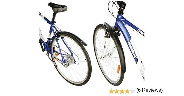 Zefal Trail - Juego de Guardabarros para Bicicleta: Amazon.es ...