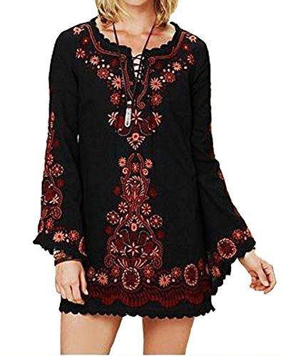 R Vivimos Spring Autumn Sleeve Dresses product image