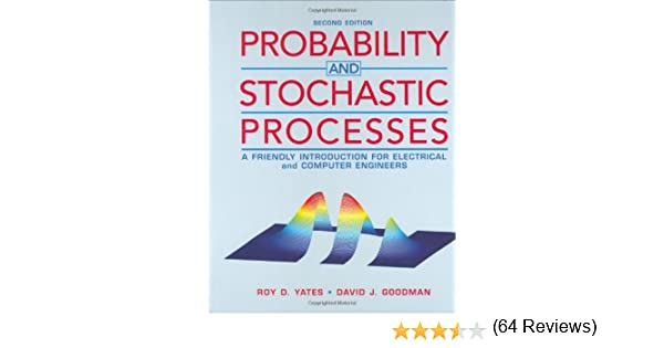 Amazon probability and stochastic processes a friendly amazon probability and stochastic processes a friendly introduction for electrical and computer engineers 9780471272144 roy d yates fandeluxe Gallery