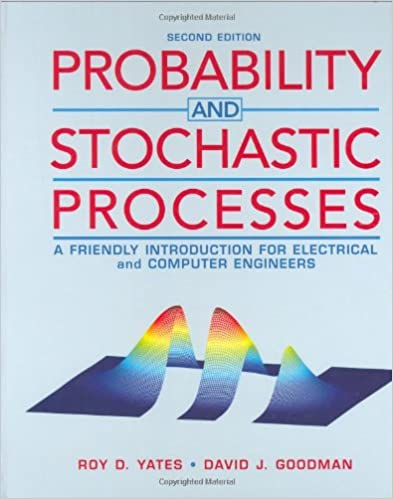 Amazoncom Probability And Stochastic Processes A Friendly
