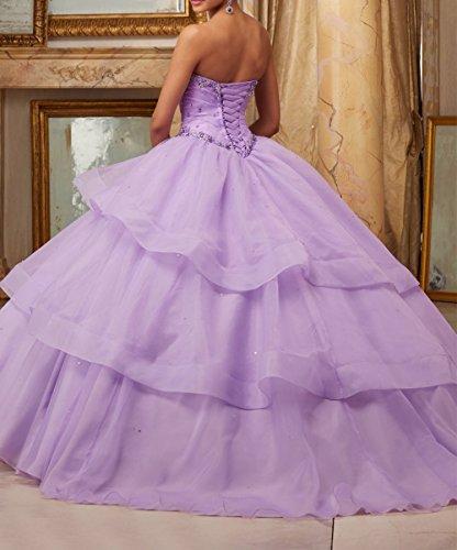 Senza a maniche Mall linea sposa Donna da Rosso Abito Bridal ad Yq1w01
