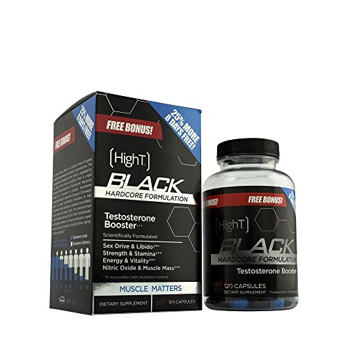 King Fisher High T Black Hardcore Formulation Testosterone Booster