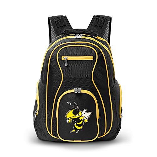 Lowest Price! Denco NCAA Colored Trim Premium Laptop Backpack, 19-inches