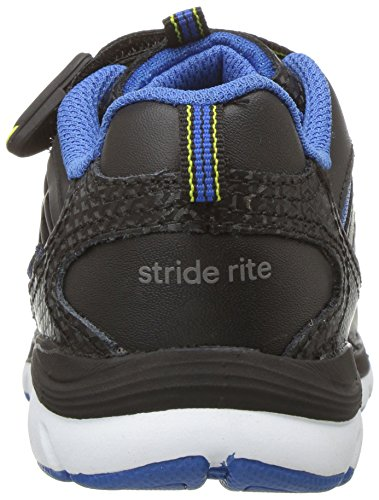 Pictures of Stride Rite Boys' Made 2 Play Breccen BB60269 Black/Lime 7