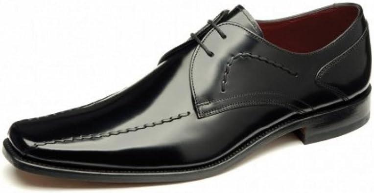 Loake Deckard Polished Mens Shoe