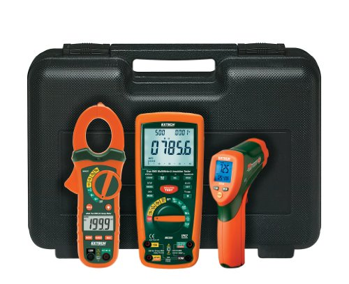 Extech MG300-ETK Electrical Troubleshooting Kit (Clamp Meter Milliamp Process)