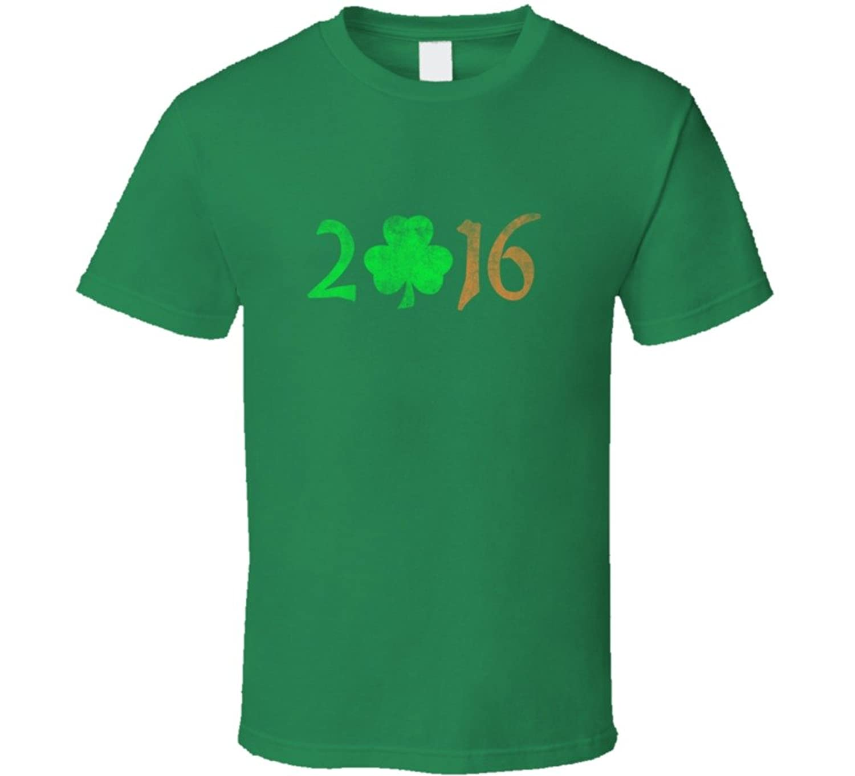 St Patricks Day 2016 Tshirt Faded St Pattys Day T-Shirt
