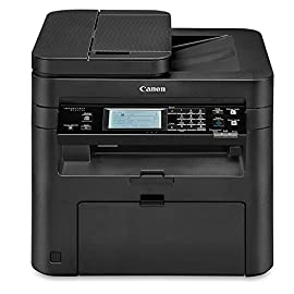 Canon Image CLASS MF247dw Wireless, Multifunction, Duplex Laser Printer 3 All in One functionality allows you to print, scan, copy and fax with ease. Easily connect your mobile devices without a router using Wi Fi Direct Connection OS compatibility: Windows 10, 8.1, 8, 7, Windows vista,Windows server 2012, 2012 R2, 2008, 2008 R2, 2003, 2003 R2, Mac OS 10.6.8 or later Print at speeds of up to 28 pages per minute, with your first print in your hands in 6 seconds or less