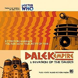 Dalek Empire - 1.1 Invasion of the Daleks Audiobook