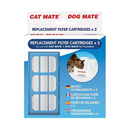 Cat Mate Replacement Filter Cartridges - Washington In Outlet