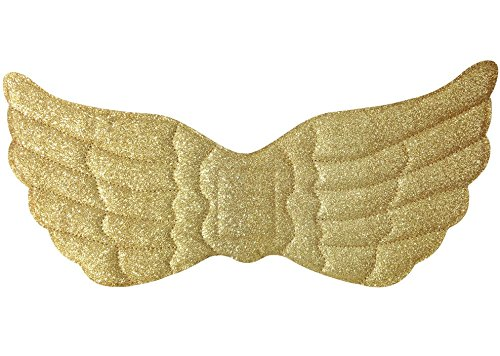 [Forum Novelties Women's Wings, Golden] (Golden Wings For Women)