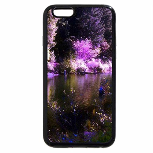 iPhone 6S / iPhone 6 Case (Black) In the moonlight...