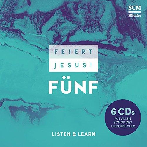 Feiert Jesus! 5 - Listen and Learn: Mit allen Songs des Liederbuches