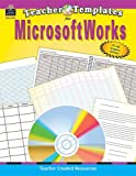 Teacher Templates for Microsoft Works, Javier Martínez, 1576907732