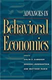 img - for Advances in Behavioral Economics (The Roundtable Series in Behavioral Economics) book / textbook / text book
