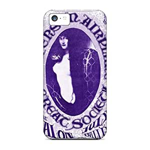 Iphone 5c RDr11852hBsZ Custom Colorful Grateful Dead Skin Shock Absorption Hard Phone Cover -ColtonMorrill