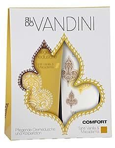 aldo Vandini Duo Set Comfort Tahití vainilla y nueces de macadamia, Paquete 1er (1 x 1 pieza)