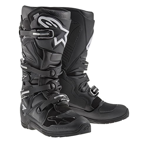 Alpinestars Tech 7 Enduro Boots-Black-10