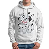 kitchenaid crocks - 101 Dalmatians Sweatshirts For Men Size S White