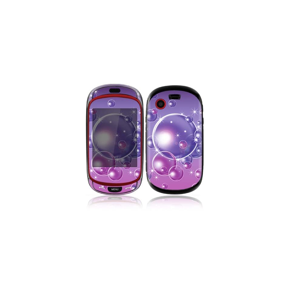 Cover Decal Sticker for Samsung Gravity Touch SGH T669 Cell Phone