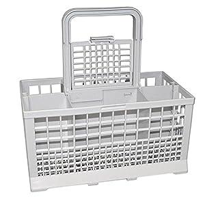 Besteckkorb Universal passend für viele Spülmaschinen Geschirrspüler in 60cm...