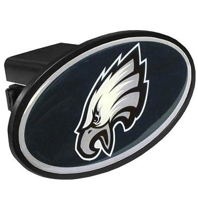 NFL Philadelphia Eagles Plastic Logo Hitch Cover, Class III: Sports & Outdoors