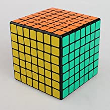 Rubik's Cube 7x7 Speed Cube Turns Quicker and More Precisely Than Original Super-durable With Bright Colors Brain Teaser Puzzle